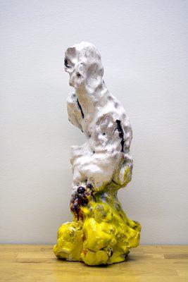 Xavier Toubes – Bichos 6 55 –galerie metzger gallery ceramic sculpture art