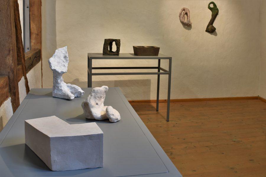 Klaus - Lehmann - Ausstellung -serendipity - 2017
