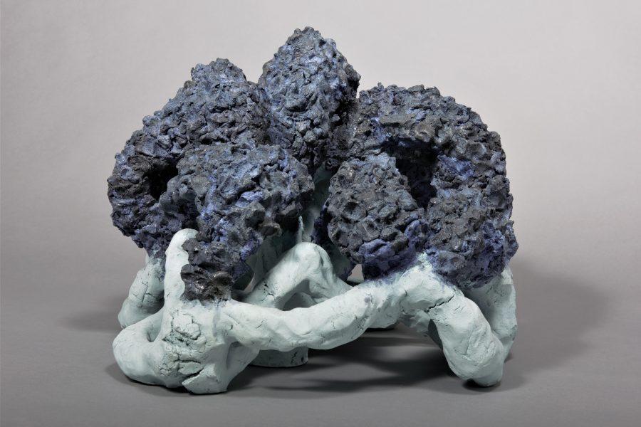 Christoph Möller – untitled –2016, 35x43x43cm – Galerie Metzger Gallery Kunst Keramik Plastik Art Ceramics Sculpture