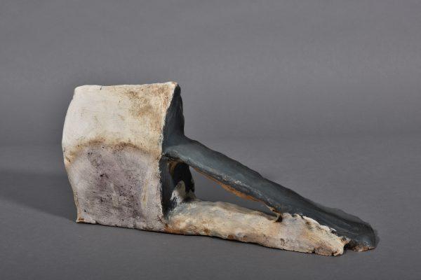 Hans Fischer –Keil –2017, 15x33x10cm –Galerie Metzger Gallery Collect London Kunst Keramik Plastik Art Ceramics Sculpture