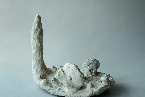 Hans Fischer –Land II –2016, 27x30x18cm –Galerie Metzger Gallery Collect London Kunst Keramik Plastik Art Ceramics Sculpture