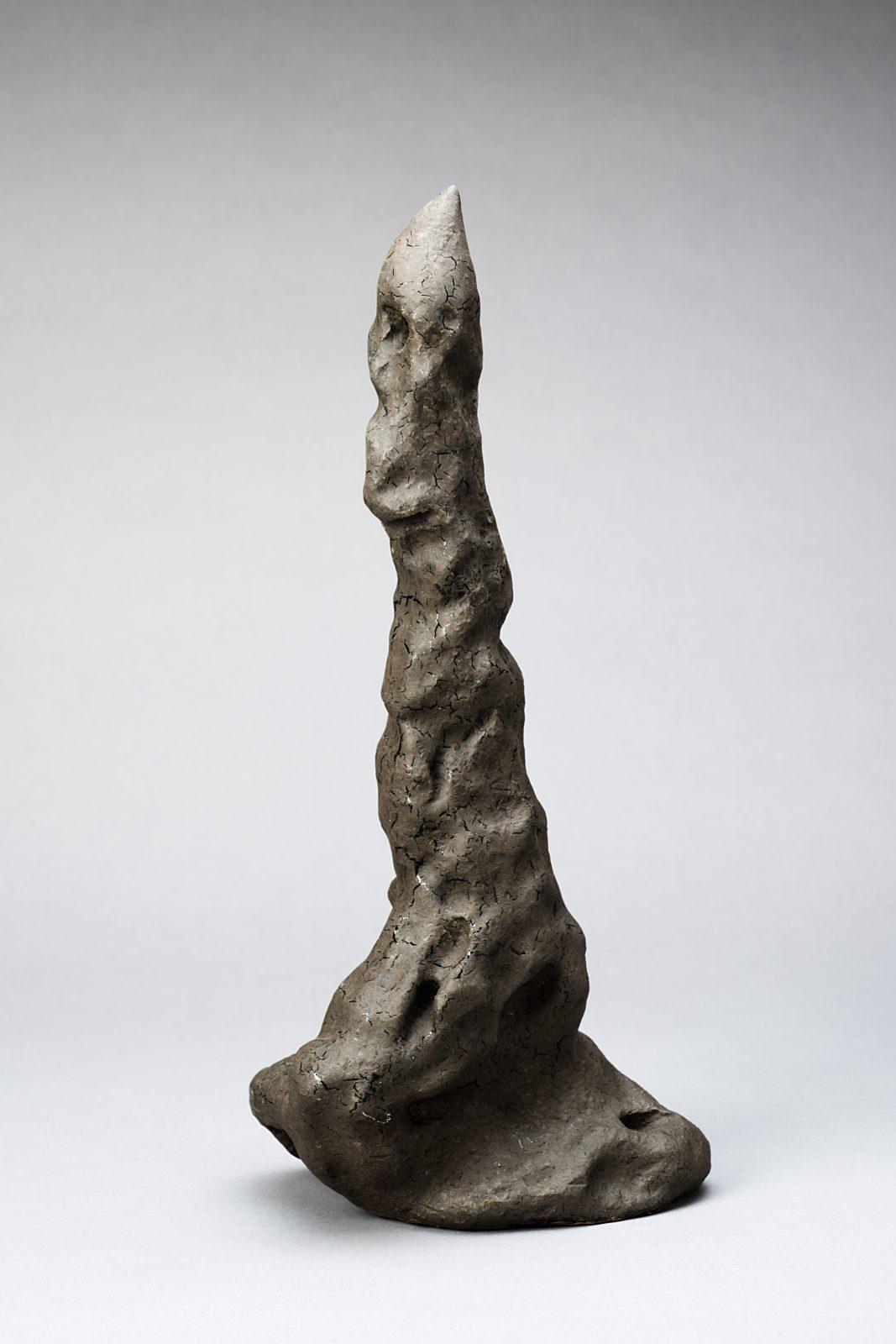 Klaus Lehmann –Serendip IV –2014, 33x18x13cm –Galerie Metzger Gallery Johannesberg Nachlass-Verwaltung Kunst Plastik Sculpture Art Ceramics