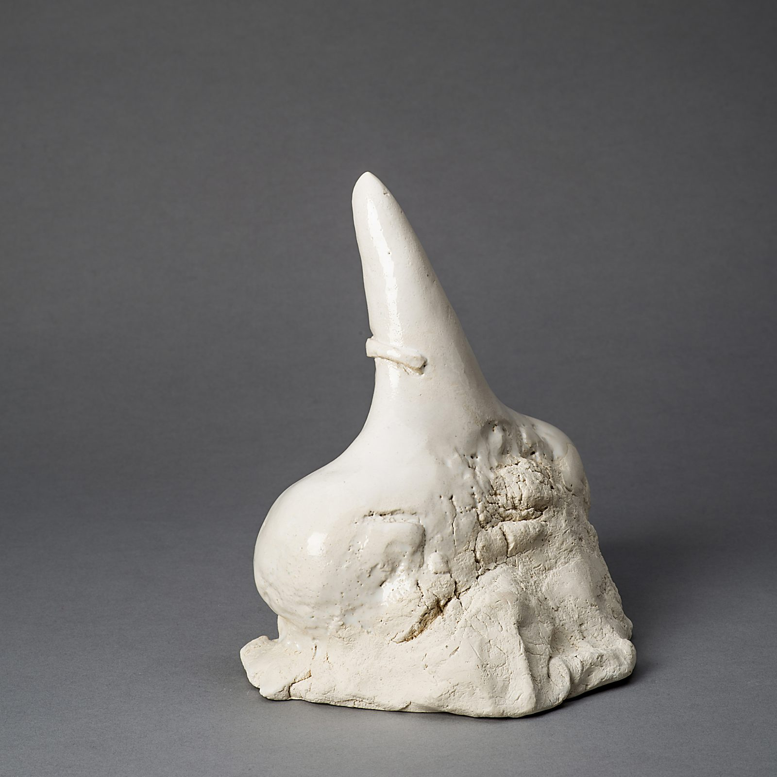 Klaus Lehmann –untitled –2010, 21x18x15cm – Galerie Metzger Gallery Johannesberg Nachlass-Verwaltung Kunst Plastik Sculpture Art Ceramics
