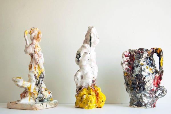 xavier toubes galerie metzger gallery skulptur sculpture kunst art neu