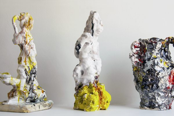 Xavier Toubes –Descriptions –2018 –Galerie metzger gallery skulptur plastik art