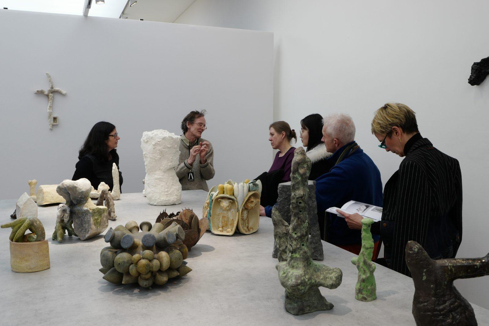 Collect 2018 –Galerie Metzger –Saatchi Gallery