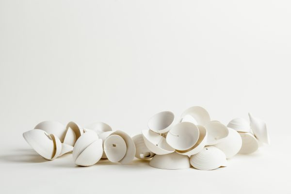 Sue-Paraskeva-joined porcelain vessels