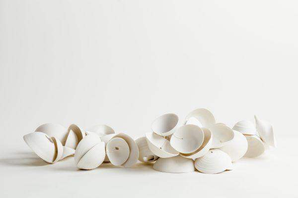 Sue-Paraskeva-joined porcelain vessels