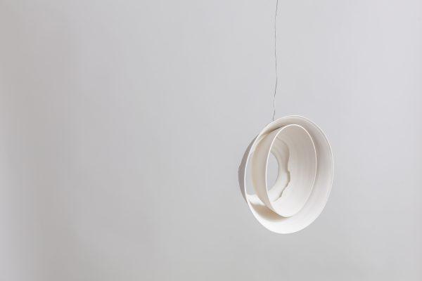 Sue-Paraskeva-hanging-porcelain