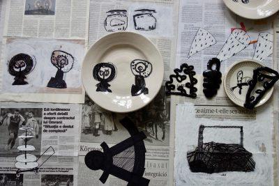 Kerstin Abraham-installative Arbeit-2019-Collect2019