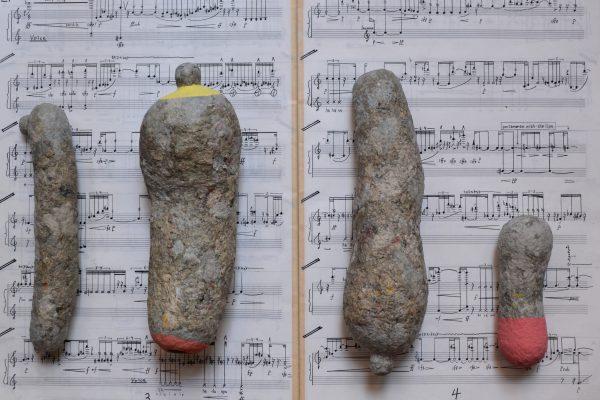 Michael Kalmbach & Seyko Itoh –Konversationshefte –galerie-metzger skulptur kunst gallery aschaffenburg