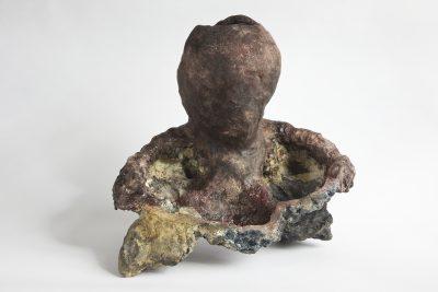 Christoph Moeller – ohne Titel –2018, 46x49x33 cm –galerie metzger-art ceramic kunst gallery sculpture