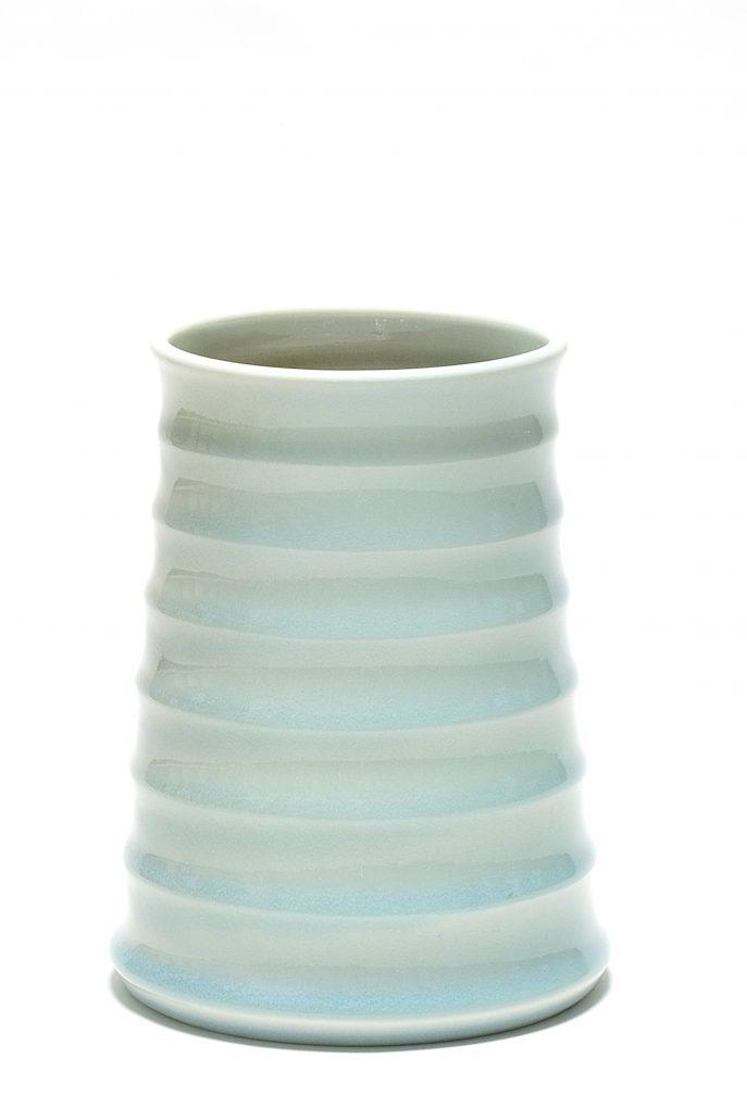 Sebastian Scheid – Form, Porzellan – 2019, 20×13,2 cm – galerie metzger angewandte kunst gallery porcelain