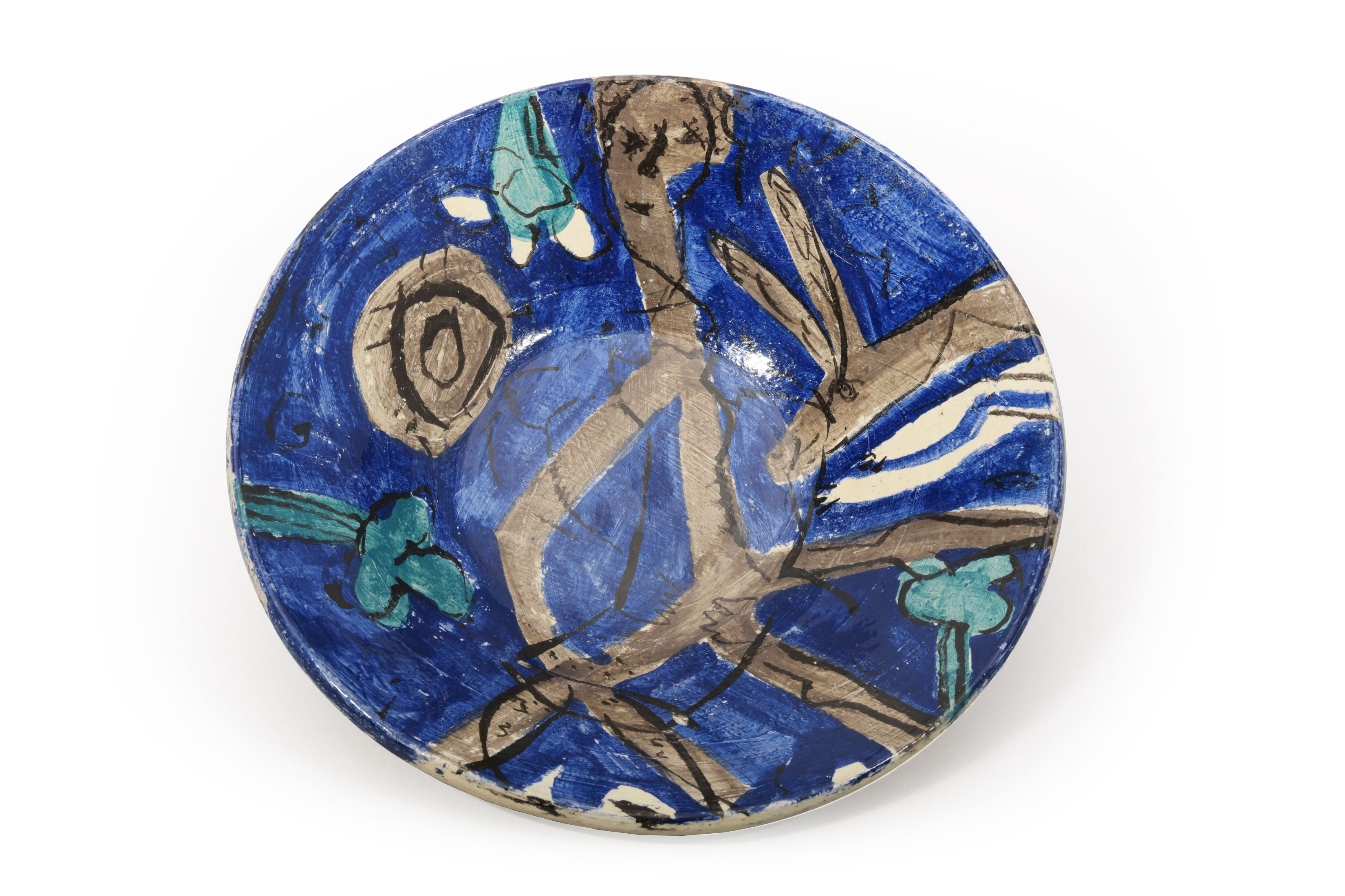 Hans Fischer –Schalenform, 2019 –galerie metzger ceramic contemorary object