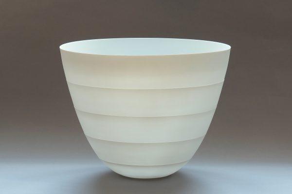 Arnold Annen – Schalenform, Porzellan – galerie metzger porzellan contemporary art sculpture gallery
