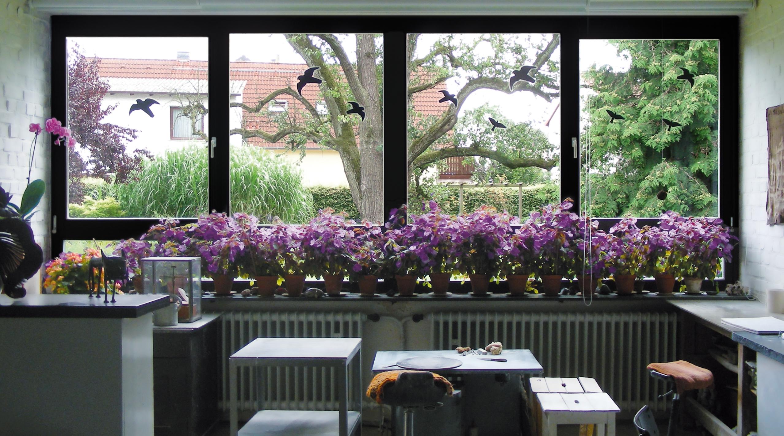 Beate Kuhn –Blick ins Atelier