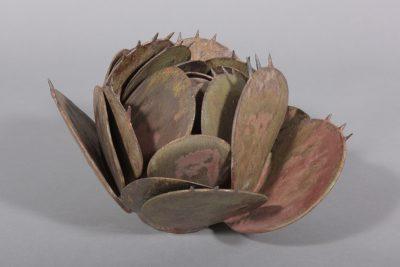 Beate Kuhn - Kaktus - 18x28x26 cm