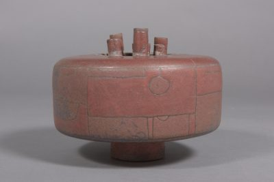 Beate Kuhn - vessel - about 1965 - 13x15 cm