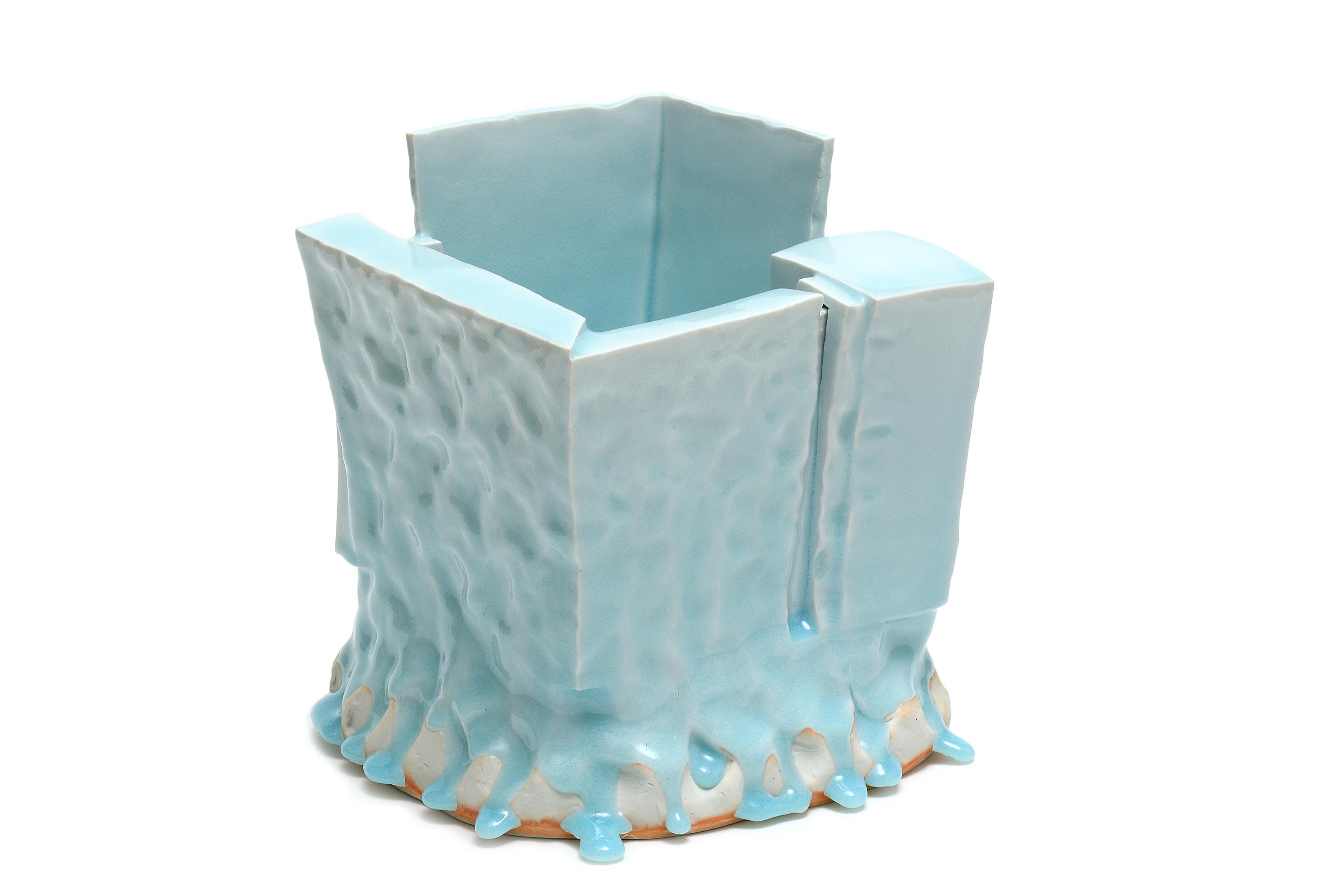 Masamichi Yoshikawa –Sculpture –2020-Galerie Metzger Contemprary Art Ceramic Kunst Keramik Gallery