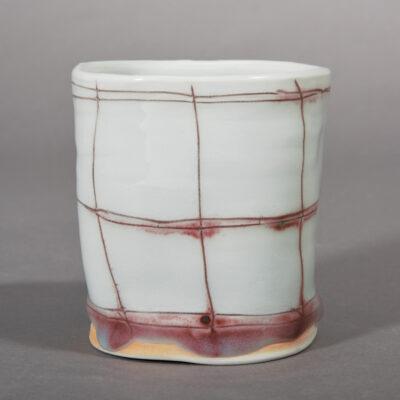 Masamichi Yoshikawa - Yunomi - 9,3x8,5x8,2 cm