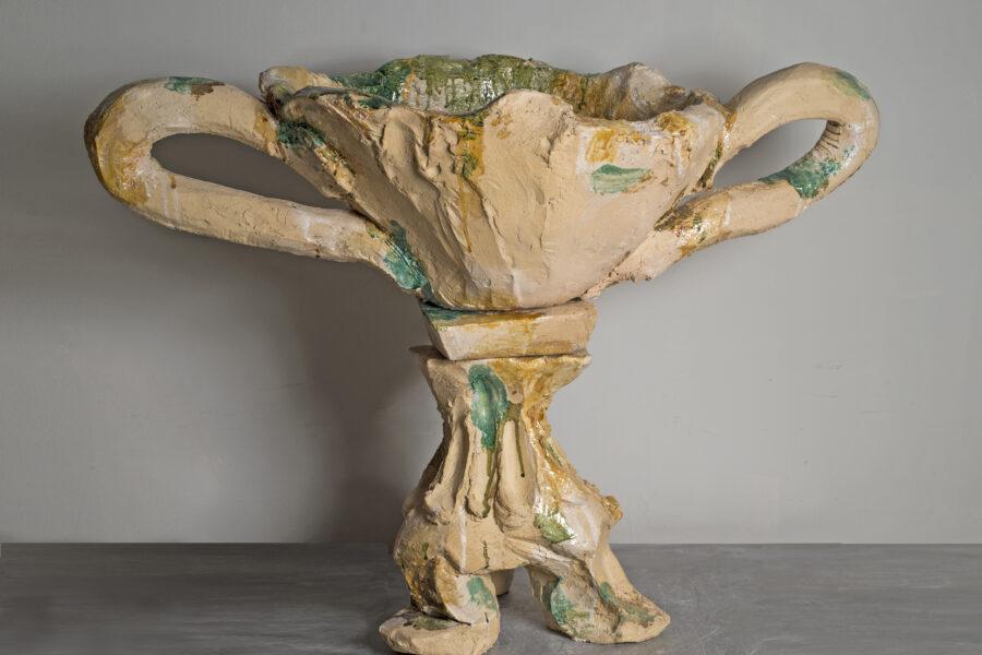 Clemence van Lunen - Tang family 2 - 86x60x115 cm