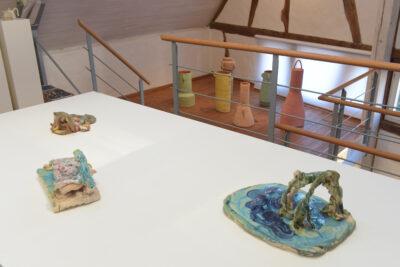 Henkelware - Blick in die Ausstellung